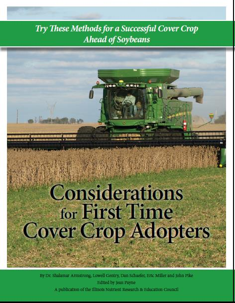 2017 Cover Crop Guide for First Time Cover Crop Adopters